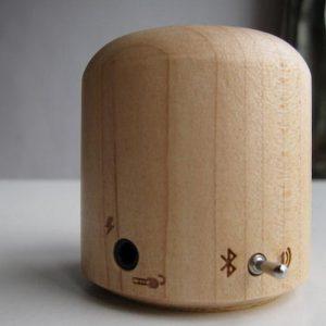 5公分超小 - 攜帶式高仿真音質Hi-Fi藍芽喇叭