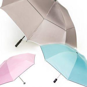 幸福媽咪黑膠陽傘雨傘/自動反向傘/高爾夫球自動傘
