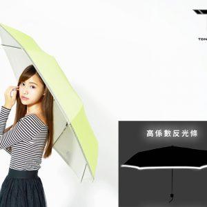 超輕大傘面多色可選-超防潑水傘布無敵三折傘