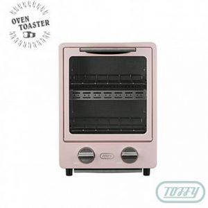 外宿煮飯個人用-日本Toffy 經典電烤箱 K-TS1 馬卡龍粉