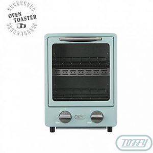 外宿煮飯個人用-日本Toffy 經典電烤箱 K-TS1 馬卡龍綠