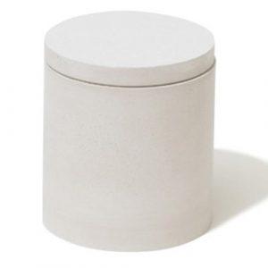 隔離潮溼儲存食物讓食物乾燥不潮濕 -日本soil圓形珪璪土食材罐/食物罐/收納罐