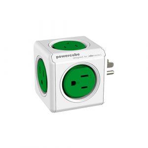 任意搭配你需要的插座-PowerCube 4100 擴充插座(綠色)