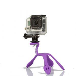 世界上最靈活的手機架 -Gekkopod 壁虎爬 手機架 / 相機架 / GoPro架