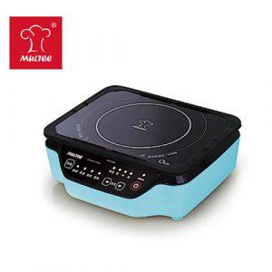 沒有廚房也能大展手藝-MULTEE摩堤A5 Plus IH智慧電磁爐迷你款